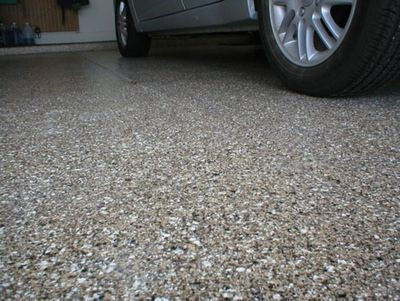 Southern Illinois Epoxy Garage Floor