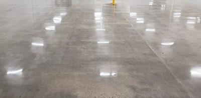 Southern Illinois Epoxy Polished Concrete