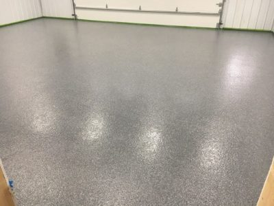 Epoxy Flake Flooring