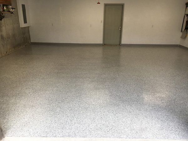 Flake-Flooring