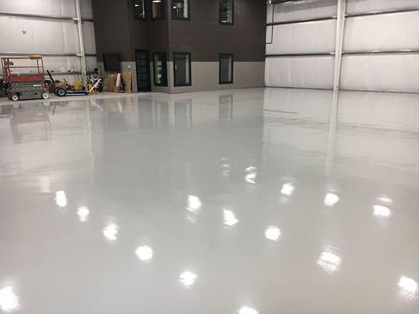 Epoxy Floors Vs Stained Concrete