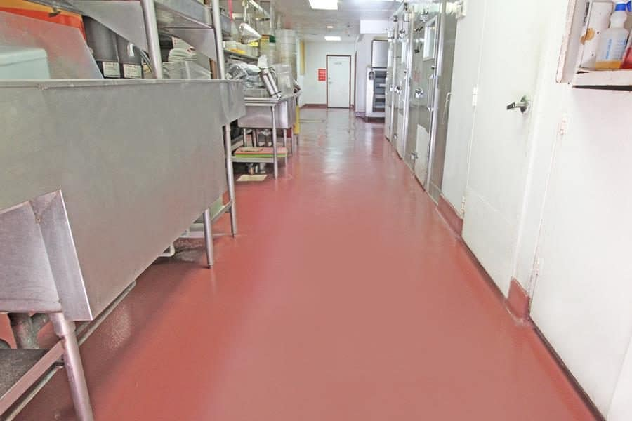 Commercial Epoxy Floor