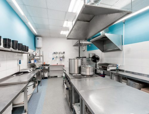 Health & Hygiene Guide for Commercial Kitchen Flooring Requirements