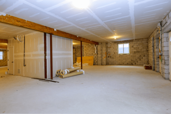 Basement Floor Options